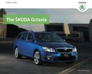 The ?KODA Octavia - ?koda auto