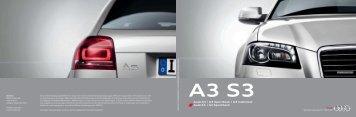 Audi A3 | A3 Sportback