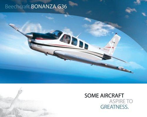 Beechcraft BONANZA g36 SOme AIRCRAFT gReATNeSS  ASPIRe