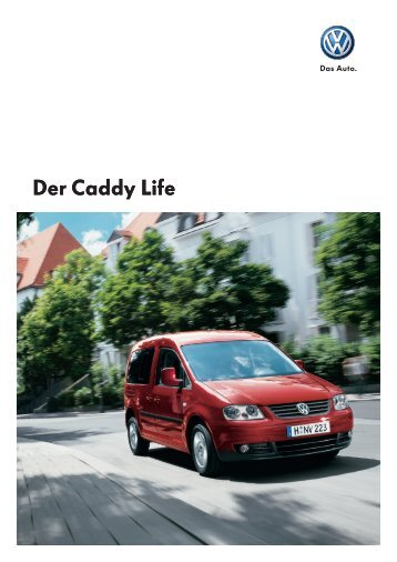 Der Caddy Life