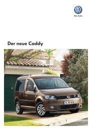 Der neue Caddy - Autohaus Elmshorn