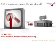 E-Commerce als neuen Vertriebskanal? [pdf, 1,4MB]