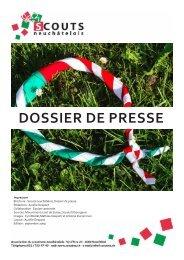 téléchargez notre dossier de presse des scouts neuchâtelois (pdf)