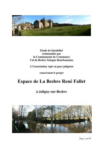 Etude de faisabilité - Communauté de Communes Val de Besbre ...