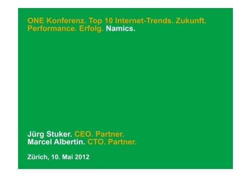 Top10 Internet-Trends 2012