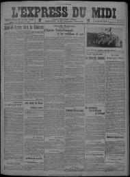 20 juillet 1925 - Bibliothèque de Toulouse