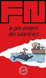 le pire ennemi des salariés... - SUD Santé Henri MONDOR