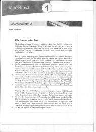Leseverstehen 2 und 3. - Studieskolen blog