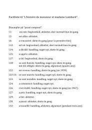 Facitliste til Les Lombard - Studieskolen blog