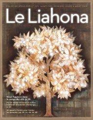 Août 2010 Le Liahona