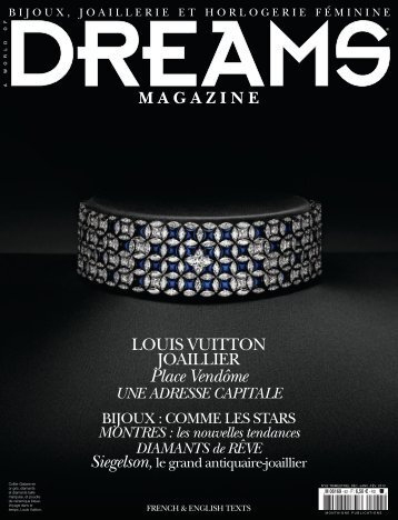 Couverture LV Dreams 62 v2.indd - Siegelson