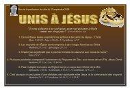 1. - L'église protestante évangélique d'Ath
