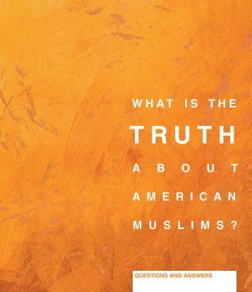 Fac american muslims q a