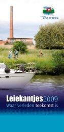 Leiekantjes2009 - SeniorenNet