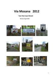 Via Mosana 2012 - SeniorenNet