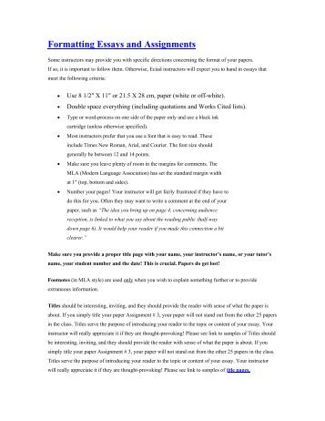 mla reflective essay format Mla format (with example) mla format, also known as mla citation or mla writing style is one of the basic formatting standards for academic writing.