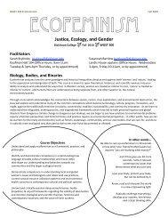 6 Ecofeminism Syllabus .docx - Dickinson Blogs - Dickinson College