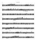 Sheet Music - BGSU Blogs - Page 2