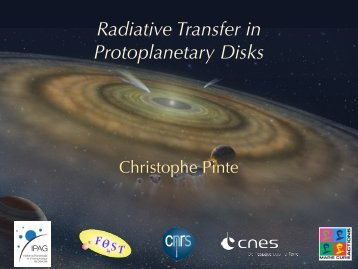 Radiative Transfer in Protoplanetary Disks