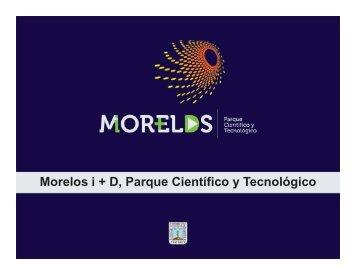 Parque tecnologico morelos i d