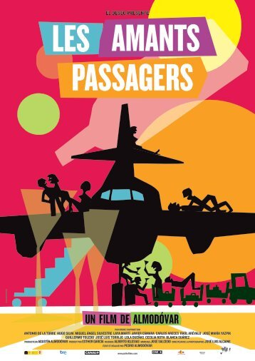 Les Amants passagers - La Ferme du Buisson