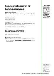 """Vorher/Nachher-Beispiel zur Seite """"Integriertes ... - Franz Pils"""