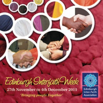 EIFA Inter faith week