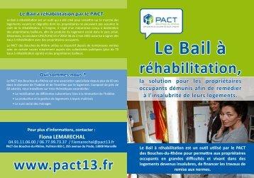 Télécharger la plaquette de présentation du bail à réhabilitation ...