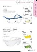 Branches et oculaire en polycarbonate. Poids 24 gr. EN166… - Page 7