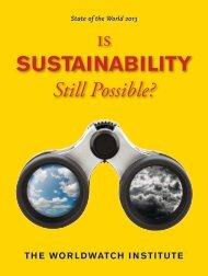 Beyond Sustainababble - Worldwatch Blogs - Worldwatch Institute