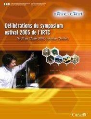 Voir D66-2-2005-fra.pdf - Publications du gouvernement du Canada