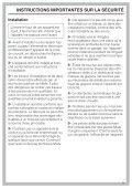 Instructions d'utilisation et d'installation Combiné ... - Miele - Page 5