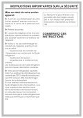 Instructions d'utilisation et d'installation Combiné ... - Miele - Page 7