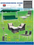 inspiring outdoor furniture – 2012 range - Metro - Page 3