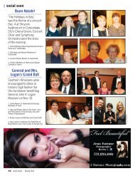 Buon Natale! General and Mrs. Logan's Grand Ball - TownNews.com