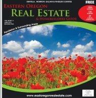 Eastern Oregon Real Estate Real Estate Real Estate - TownNews.com