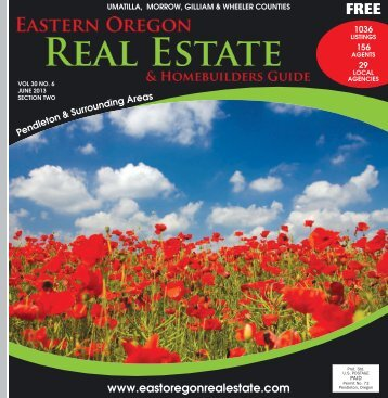 Eastern Oregon Real Estate Real Estate Real Estate - TownNews.com