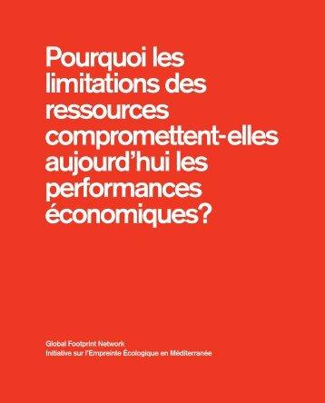 Pourquoi les limitations des ressources compromettent-elles aujourd