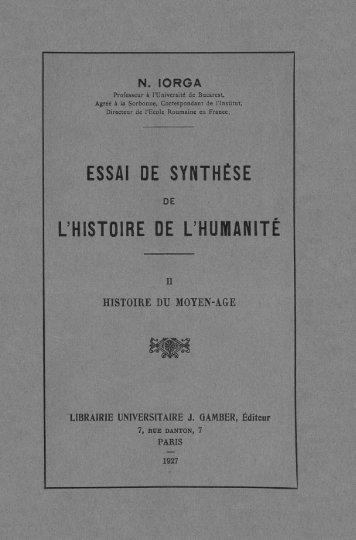 L'HISTOIRE DE L'HUMANITE - upload.wikimedia....