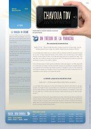 Télécharger le PDF Chavoua Tov Behar ... - Torah-Box.com