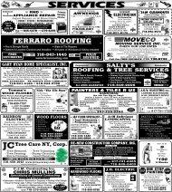 FERRARO ROOFING - TownNews.com