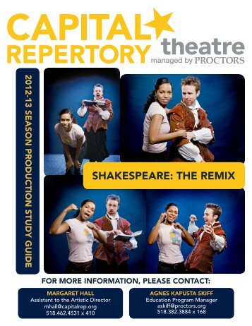 SHAKESPEARE: THE REMIX