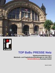 TOP BaBu PRESSE Netz - VerkehrsWerbung  Hochstein GmbH