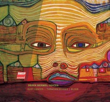 DEREK BERMEL: VOICES - Boston Modern Orchestra Project