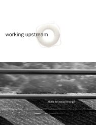 working upstream binder - Berkeley Media Studies Group