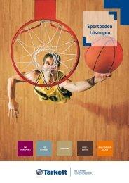 Download Tarkett Sport Indoor-Broschüre