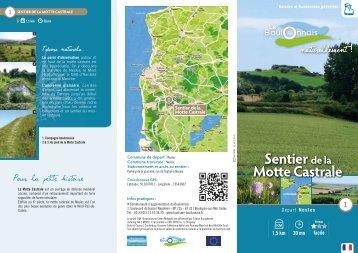 Sentier de la Motte Castrale - Fr - Pdf - Communauté d ...