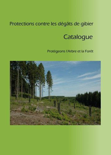 CATALOGUE PROTECTION F&G - Proximedia