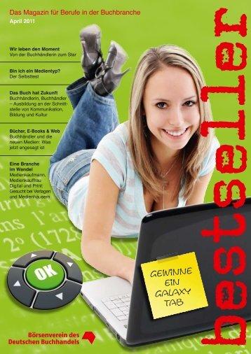Bestseller - Börsenverein des Deutschen Buchhandels