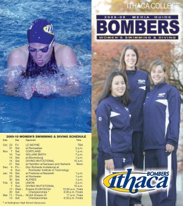 Ithaca College Athletics